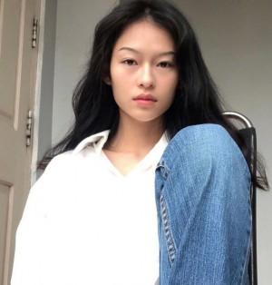 越南超模美丽动人写真