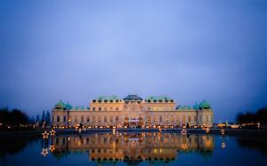 奥地利首都维也纳风景图片