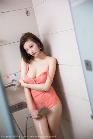 宅男女神杨晨晨sugar湿身人体艺术写真图片