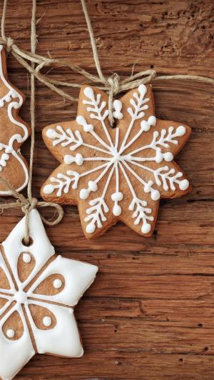圣诞节特色饼干