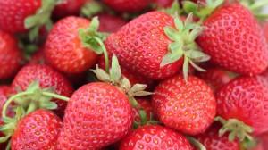 高清可口的草莓