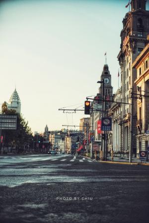 上海街道随拍