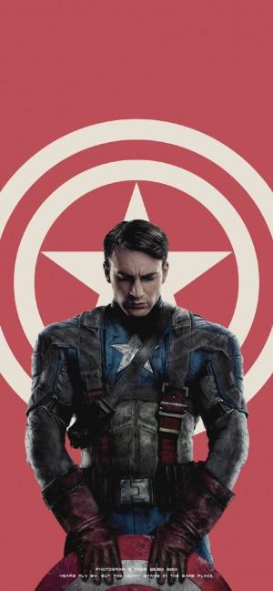 复仇者联盟·美国队长高清手机壁纸