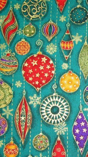 圣诞节的装饰图案