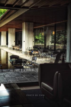 日本的一个温泉酒店