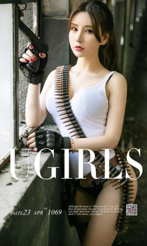 尤果网美女周于希cosplay诱人写真图片