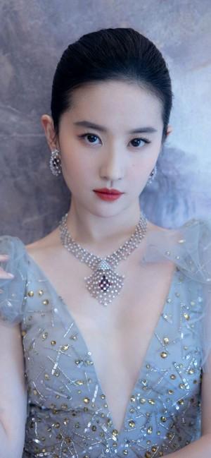 刘亦菲仙女气质唯美写真图片