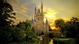 迪士尼乐园风光壁纸图片