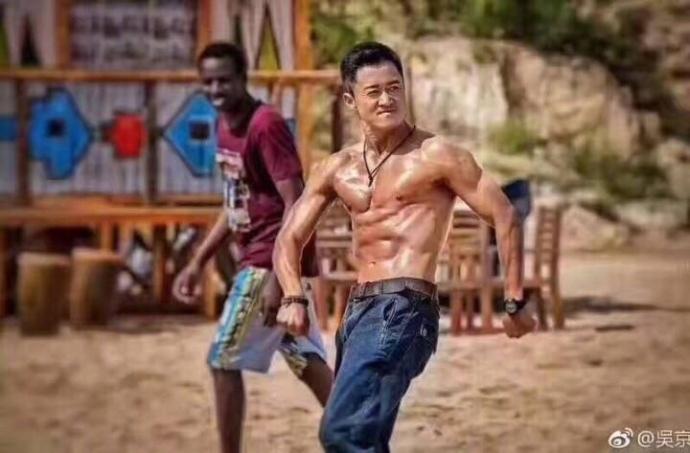 肌肉帅哥吴京语录