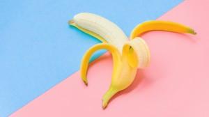 美味营养的香蕉图片