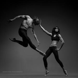 乌克兰摄影师Vadim Stein充满力量的舞蹈摄影
