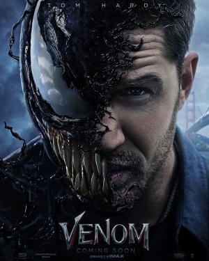 《毒液:致命守护者》电影海报图片