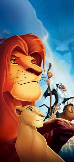 经典狮子王高清手机壁纸