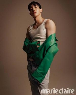 李洙赫型男魅力风格写真图片
