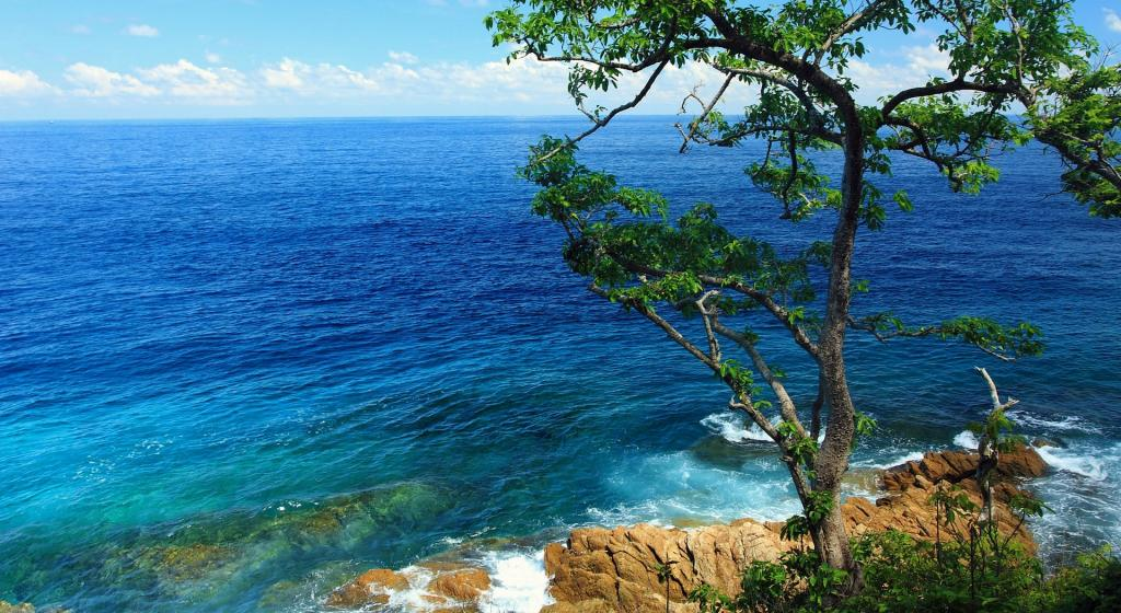 泰国普吉岛自然风景图片