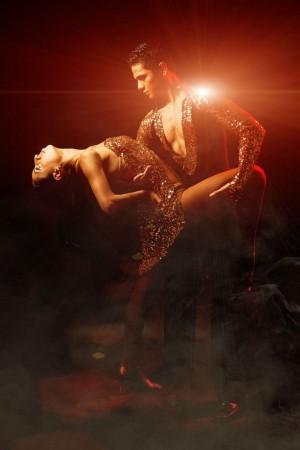 拉丁舞魅力图片