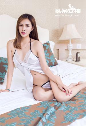 情趣美女睡衣丁字裤时尚写真