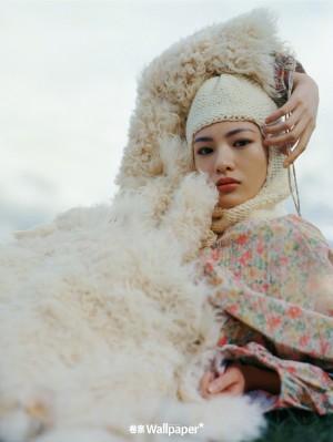 邱天游牧之旅藏族风情写真图片