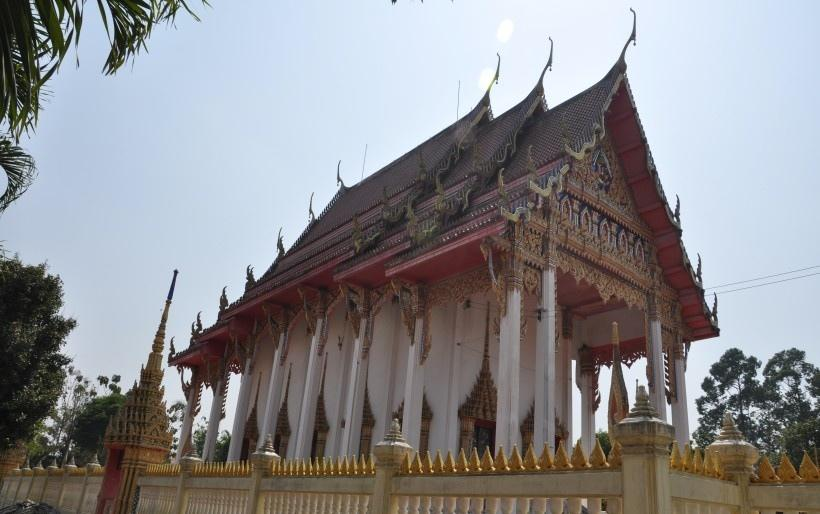泰国金佛寺图片