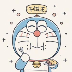 哆啦A梦可爱头像壁纸图片