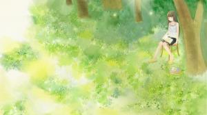 清新淡雅的图片 第四季