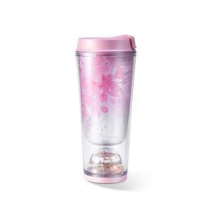 星巴克樱花季限定杯子个性时尚创意十足图片