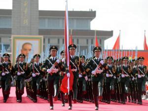 2009年10月1日中华人民共和国成立60周年阅兵式