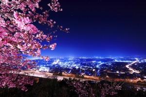 城市晚安图片唯美