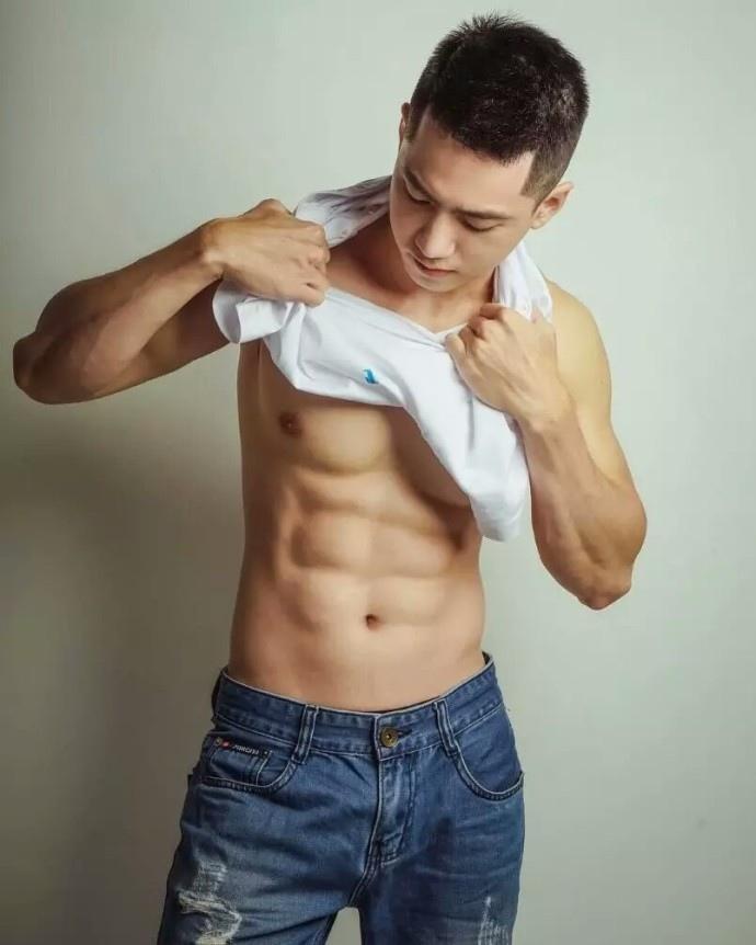 """越南""""史上肌肉最漂亮""""的男人-datdang.quoc"""