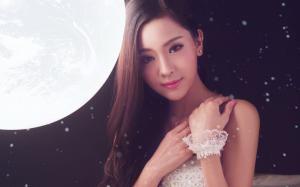 月光女神妍子沁