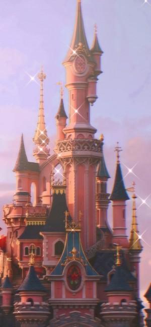 迪士尼城堡唯美童话手机壁纸