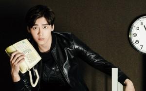 李易峰时尚封面杂志写真