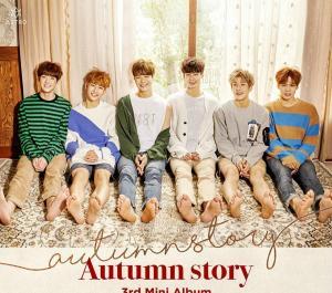 ASTRO组合新专辑AutumnStory