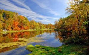 二十四节气之秋分唯美景色高清电脑壁纸