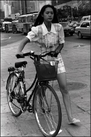 马克·吕布镜头下中国的1993年