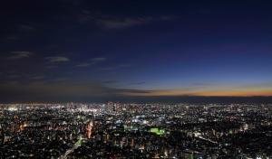 日本现代化系列风景图片