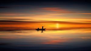 船与海的诗