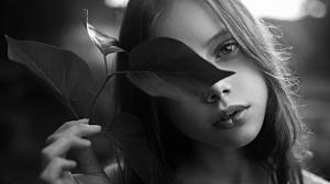 B区欧洲美女大胆人体艺术写真