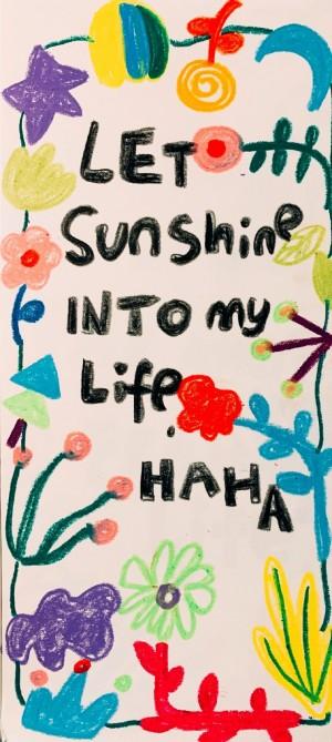 可爱彩色涂鸦手机壁纸