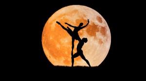 中秋月,最美的月亮,最美的风景