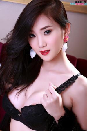 泰国模特张慧敏大胆人体艺术写真图片