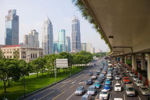 上海城市交通运输