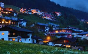 奥地利因斯布鲁克风景图片