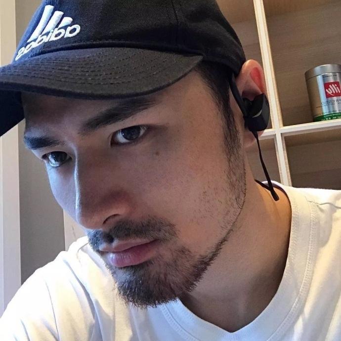 平面男模Benjamin Yu