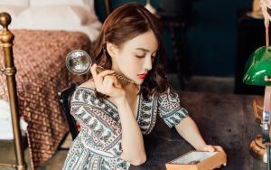 治愈系混血美少女泰国旅拍图片