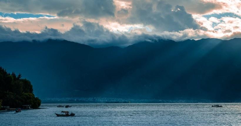 云南大理双廊风景写真