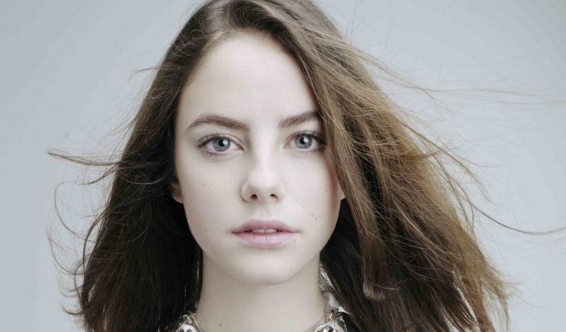 欧美美女明星卡雅·斯考达里奥写真图片