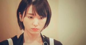 日本女神新垣结衣唯美短发图片