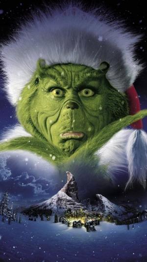绿毛怪格林奇的圣诞节