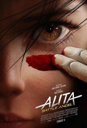 电影《阿丽塔:战斗天使》海报图片